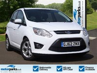 Used Ford Focus C-Max DEMONSTRATOR TDCi Zetec 5d