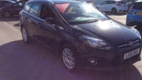 Used Ford Focus 125 Titanium 5dr Powershif