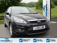 Used Ford Focus Zetec 3dr Auto
