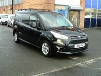 Used Ford Transit Connect L2 (LWB) 240 TDCi 115ps