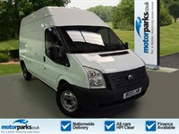 Used Ford Transit 350 Jumbo 125ps LWB High Roof