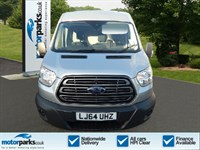 Used Ford Transit T350 L2 H2 TREND 125PS