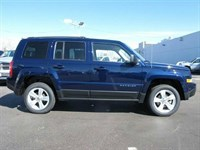 Used Jeep Patriot 2.2 CRD Limited 5dr