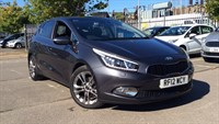 Used Kia Ceed GDi 4 Tech 5dr DCT