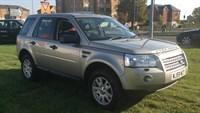 Used Land Rover Freelander Td4 e XS (Nav) 5dr