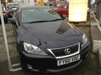 Used Lexus IS 220d SE 4dr (2009) (148g/km)