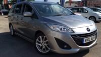 Used Mazda Mazda5 1.6d Sport Nav 5dr