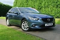 Used Mazda Mazda6 2.2d SE-L Nav 5dr