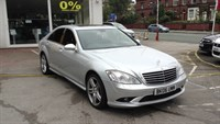 Used Mercedes S320 S-Class CDi 4dr Auto