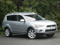 Used Mitsubishi Outlander DI-D Juro 5dr SST with Par