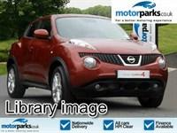 Used Nissan Juke Acenta 5dr