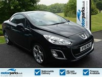 Used Peugeot 308 HDi 163 Allure 2dr