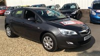 Used Vauxhall Astra 1.4i 16V Exclusiv 5dr