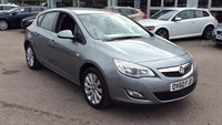 Used Vauxhall Astra 1.4i 16V Exclusiv (87) 5dr