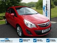 Used Vauxhall Corsa CDTi ecoFLEX SE 3dr