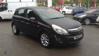 Used Vauxhall Corsa Active 5dr (AC)