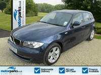 Used BMW 120d 1 Series SE 5dr Step Auto