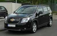 Used Chevrolet Orlando VCDi 163 LT 5dr Auto