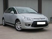 Used Citroen C4 VTi Exclusive 5dr
