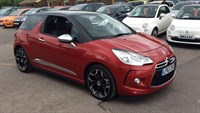 Used Citroen DS3 e-HDi 110 Airdream DSport