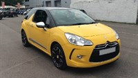 Used Citroen DS3 HDi 110 DSport 3dr