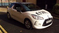 Used Citroen DS3 HDi 16V DStyle 3dr