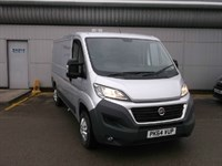 Used Fiat Ducato NEW SHAPE 30 130BHP SWB A