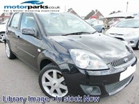 Used Ford Fiesta Style 5dr Auto (Climate)