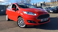 Used Ford Fiesta T EcoBoost Titanium X Power