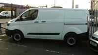 Used Ford Transit Custom TDCi 100PS