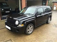 Used Jeep Patriot CRD Sport 5dr