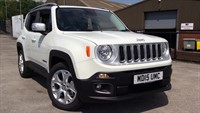 Used Jeep Renegade Multiair Limited 5dr