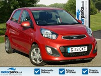 Used Kia Picanto 1 Air 5dr