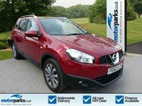 Used Nissan Qashqai +2 dCi Tekna 5dr (Start Stop)