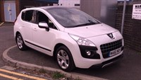 Used Peugeot 3008 HDi Exclusive 5dr EGC