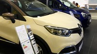 Used Renault Captur Crossover dCi 110 Iconic Nav 5dr