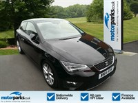 Used SEAT Leon TDI 184 FR 3dr (Technology