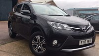 Used Toyota RAV4 D Invincible 5dr 2WD