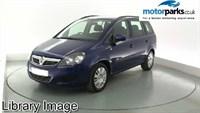 Used Vauxhall Zafira CDTi Exclusiv (120) 5dr Au