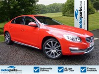 Used Volvo S60 D2 Business Edition (115) 4dr