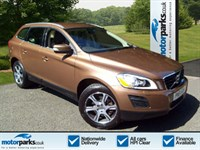 Used Volvo XC60 D3 (163) SE Lux 5dr AWD (Start