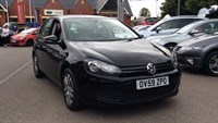 Used VW Golf TDi 105 SE 5dr