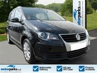 Used VW Touran TDI Match 5dr