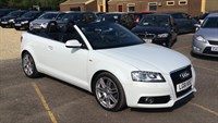 Used Audi A3 T FSI S Line 2dr