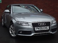 Used Audi A4 TDI SE 4dr Multitronic