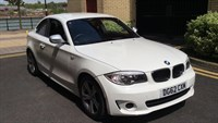 Used BMW 118d 1 Series Exclusive Edition 2dr