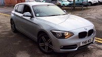 Used BMW 118d 1-Series Sport 5dr