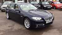 Used BMW 520d 5 Series Modern Touring Step Auto
