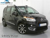 Used Citroen C3 Picasso VTi 16V Exclusive 5dr EGS6