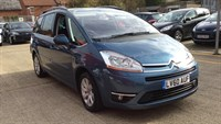 Used Citroen C4 HDi 16V Exclusive 5dr EGS